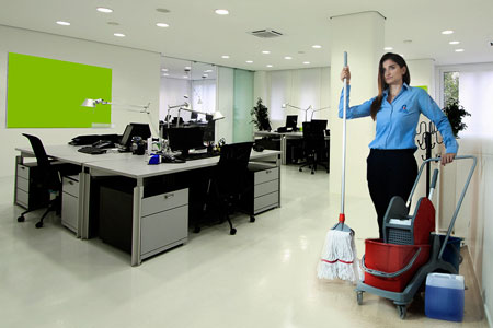 Cleaning Oficii
