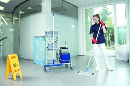 Cleaning Centru Comercial