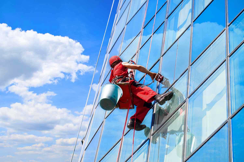 Spălarea fațadei
